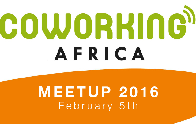Coworking Africa Conference 2016